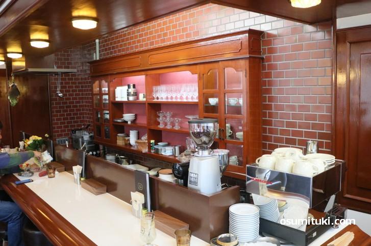 純喫茶のような雰囲気「喫茶ゾウ」