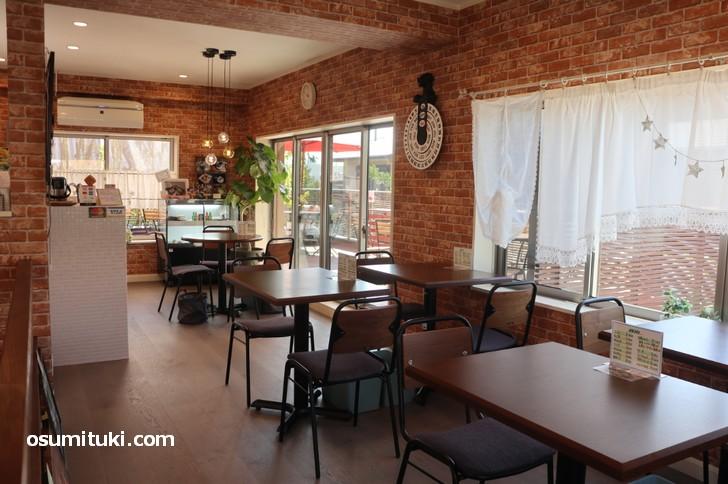 金閣寺エリアに「Cafe Green Garden」が2019年3月3日新店オープン