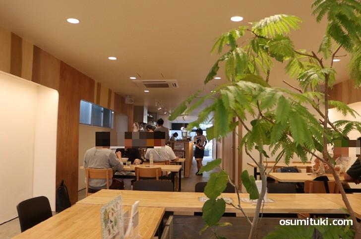 下京区「GROVING BASE」で食べることができました(2019年4月20日~21日限定)