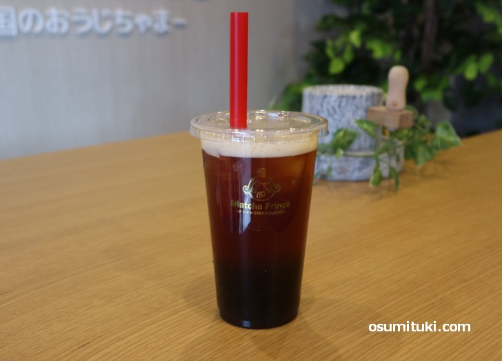 茶茶屋ー嵐山店 宇治抹茶、台湾茶タピオカ専門店