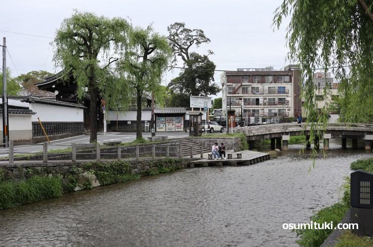 祇園白川ラーメンは祇園白川のすぐ近くにあるラーメン店です