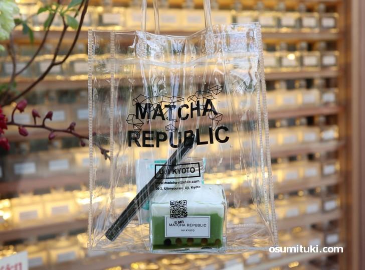 2019年5月1日新店オープン「抹茶共和国 京都店」