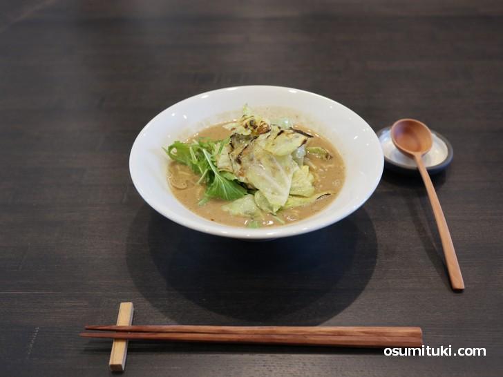 祇園で食べた2500円のラーメン(Le Sel ORGANIC)