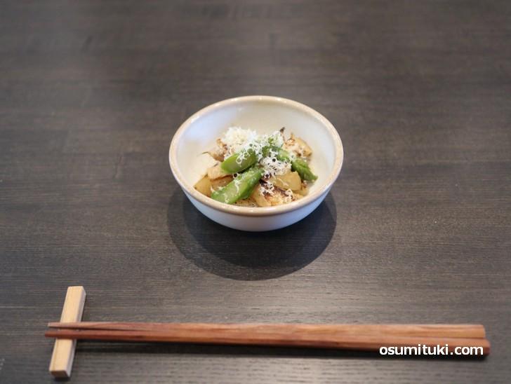 野菜ソテー(オーガニック)