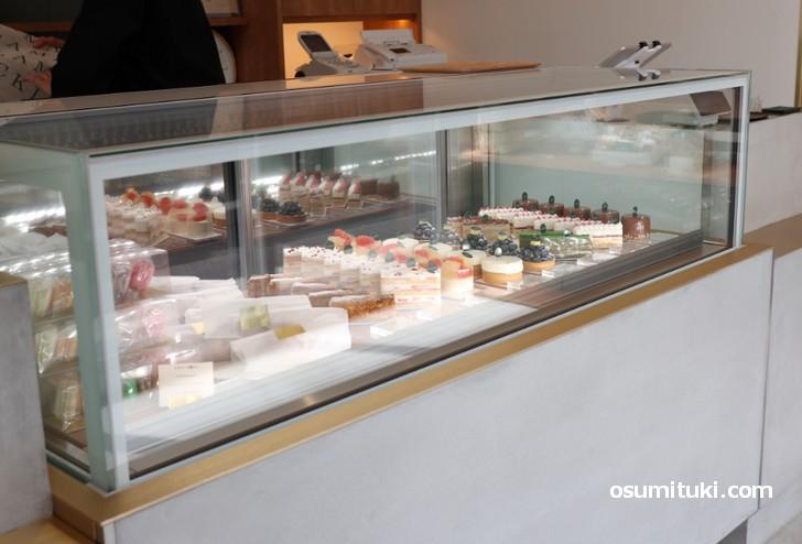 京都の今出川に期待のケーキ屋さんが新店がオープン