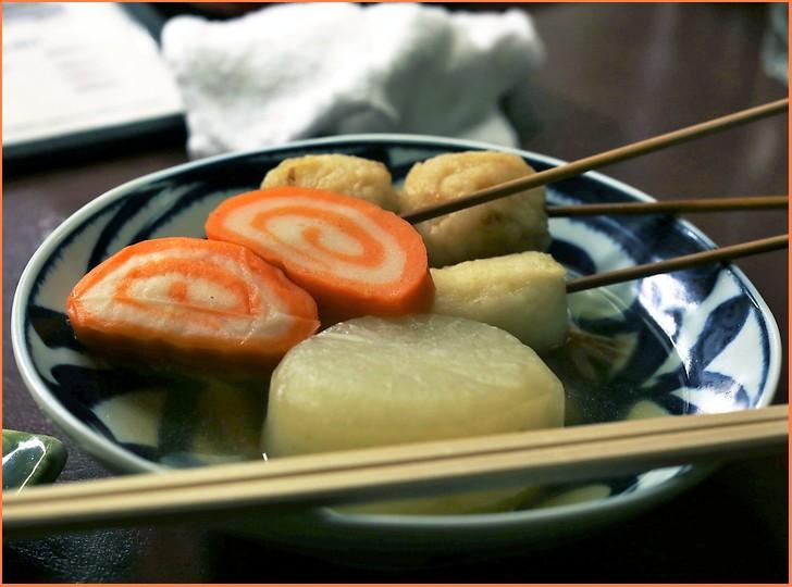 石川県金沢市の名物グルメ「金沢おでん」が青空レストランで紹介