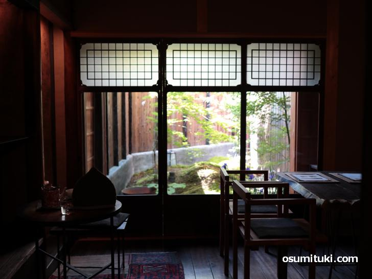 おとなの隠れ家カフェ「aotake」実は京都駅前にあるんです