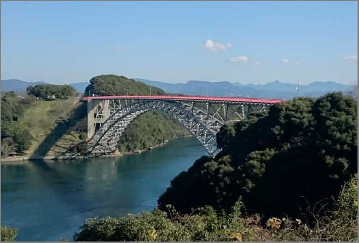 長崎県佐世保市の西海橋、ここにかつて「西海橋水族館」がありました