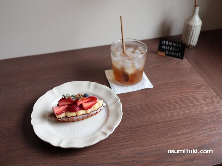 小さな菓子工房ちょうのはね が伏見区で2019年5月18日新店オープン