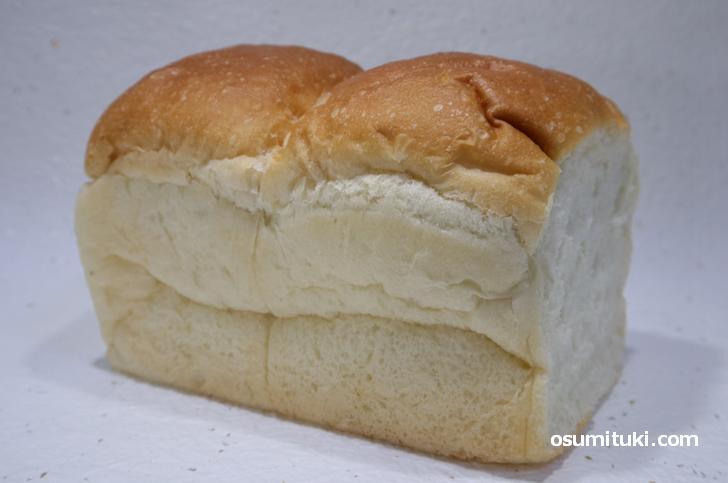 食パンはしっかりと発酵した小麦の風味がするものです