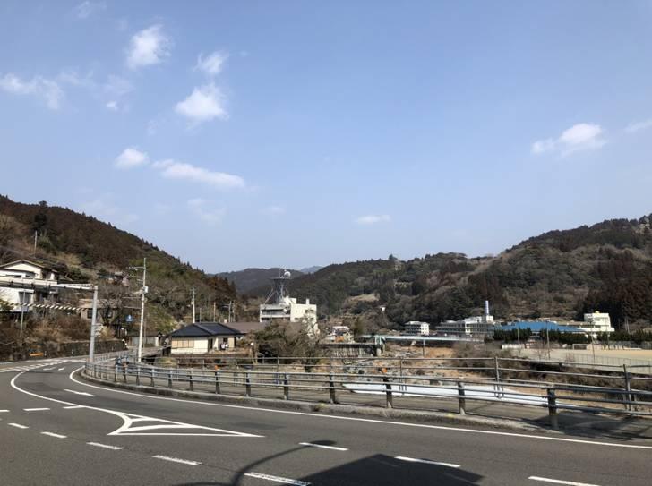 高知県長岡郡大豊町、山間の集落で新緑がキレイなところです