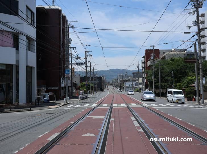 三条西小路、ここで2019年5月27日午前中にタモリさんが目撃されています