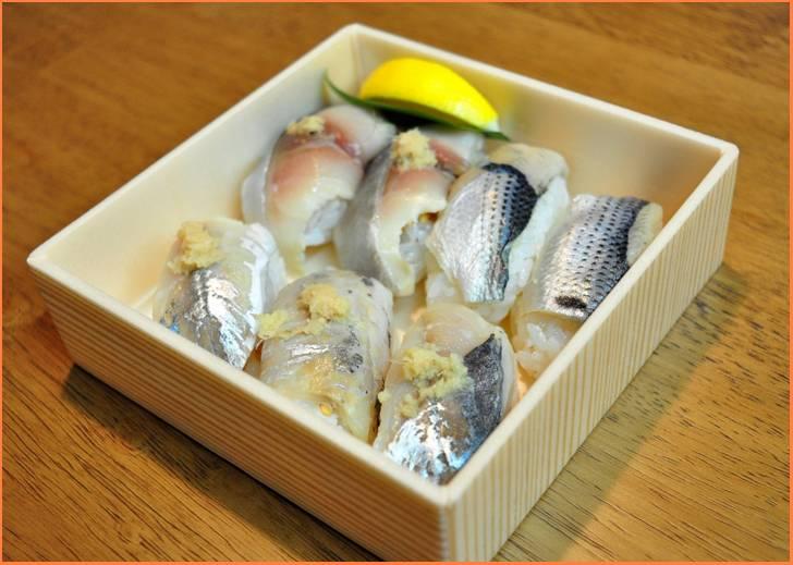 コハダはお寿司のネタでよく使われている食材です