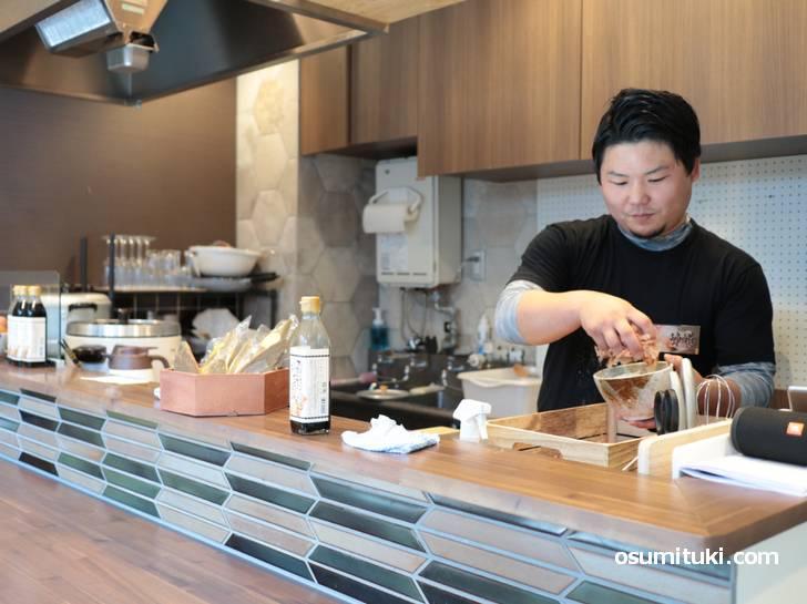 選びぬいた鰹節を贅沢に削りたてを食べるコンセプトのお店が京都で誕生