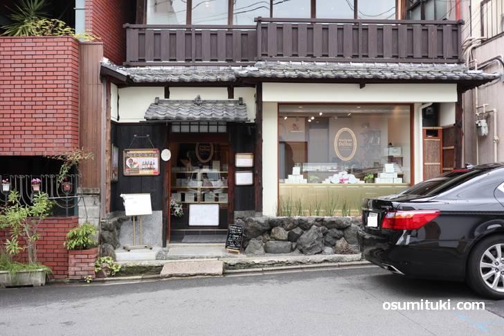 Madame Delluc 京都祇園店