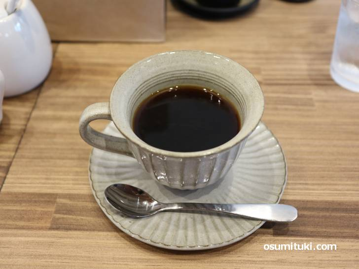 サイフォンコーヒーらしい(ハルニレカフェ)
