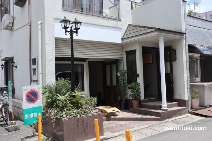 2019年6月下旬新店オープン「桜カフェスタジオ京」