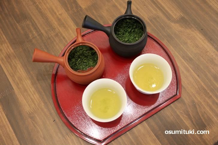和束町のお茶が京都市内で気軽に楽しめ「d:matcha Kyoto 河原町今出川店」が新店オープン