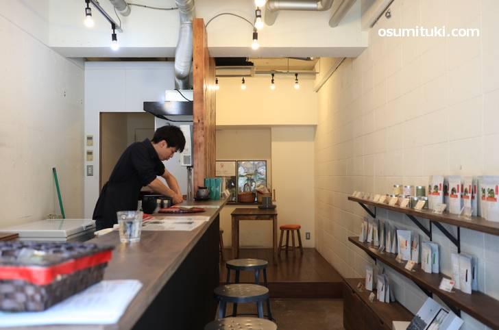 2019年6月21日にプレオープンした「d:matcha Kyoto 出町柳店」