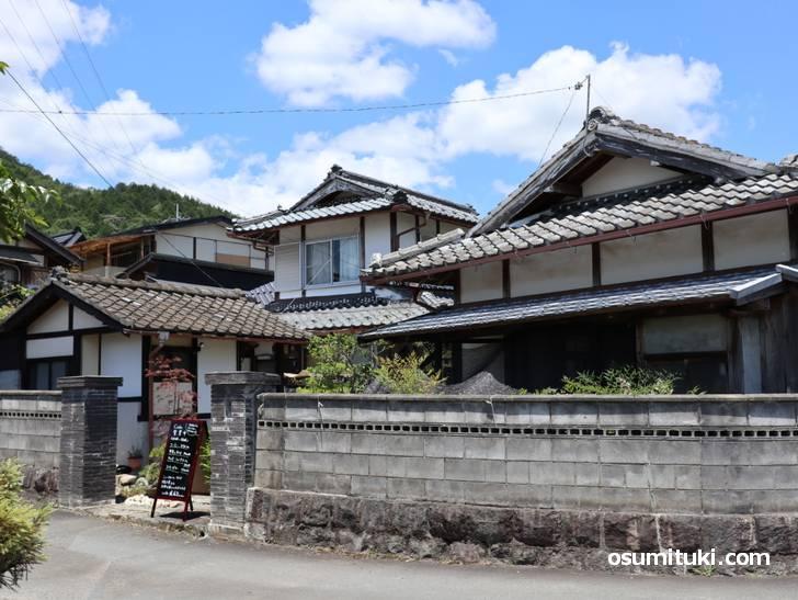 兵庫県から京都へ移住したご夫婦が古民家でカフェをオープンさせました