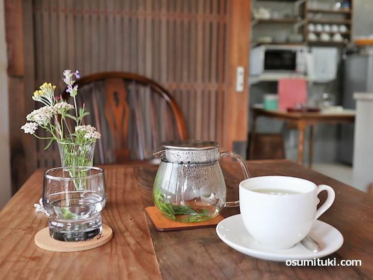 南丹市日吉町の隠れ家カフェ「かしゅかしゅ」