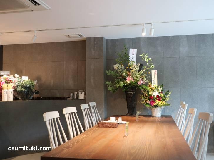 琵琶湖 岡崎疎水のほとりにカフェ「Lignum」が新店オープン