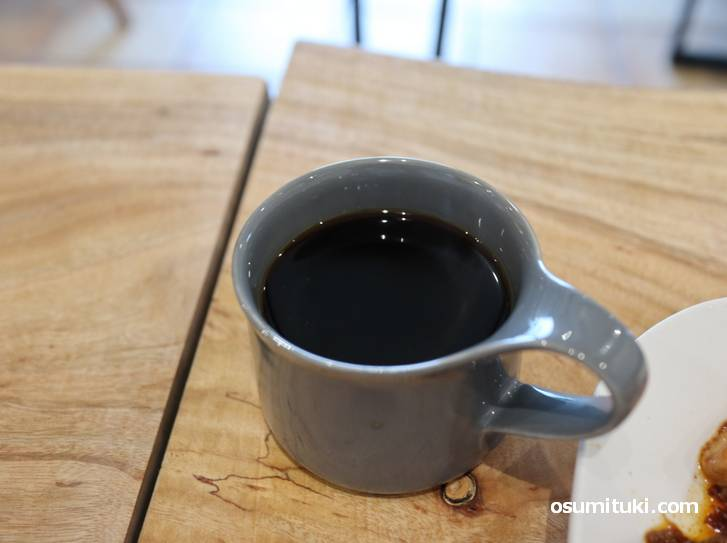 スペシャリティコーヒー「豆んと森」の焙煎豆を使っています