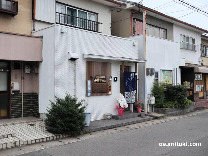 上桂森下町で2019年7月2日に新店オープンした「C-room (シールーム)」