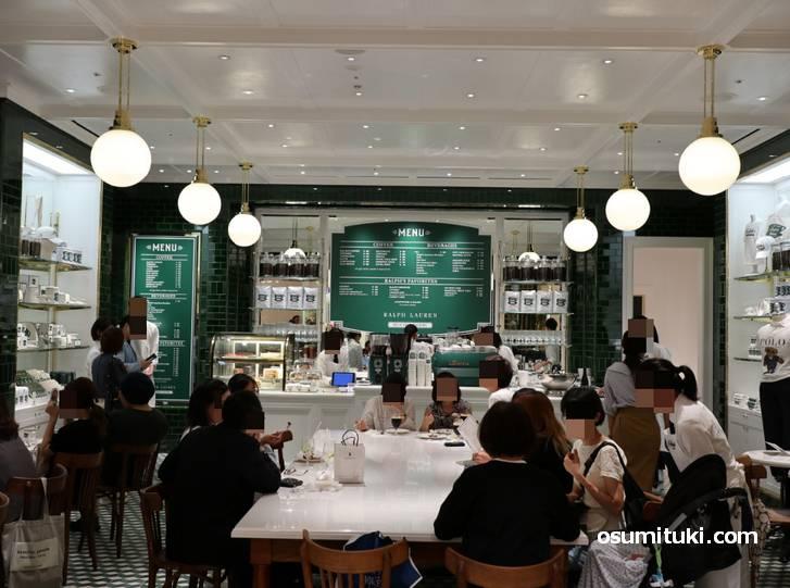 2019年7月5日新店オープン「ラルフズコーヒー」京都BAL 2階