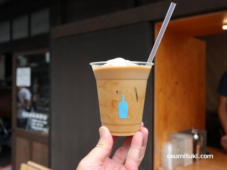 ブルーボトルコーヒー京都六角(BLUE BOTTLE COFFEE KYOTO ROKKAKU)