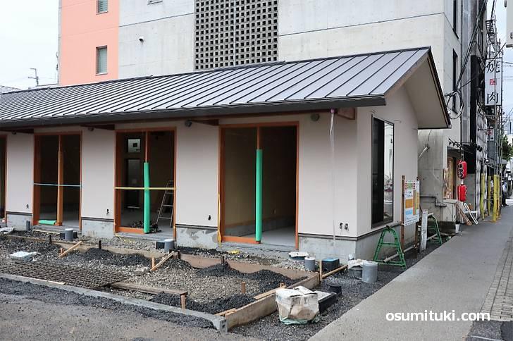箱貸しで5万円(月)、場所と賃料を考えると利益を上げるのが難しそうです