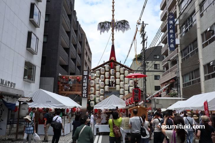 菊水鉾(室町通)