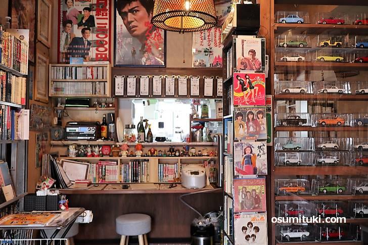 こんなカフェです!(想像とおり)