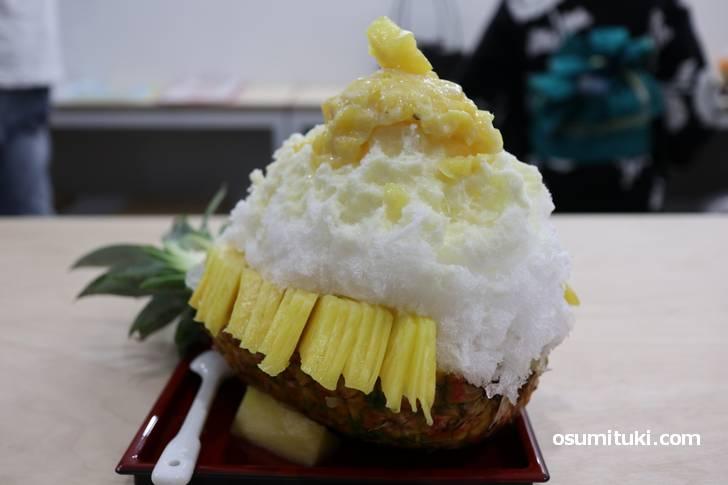 酸味など一切なく、ピリピリ感もないので食べやすいパイナップルでした