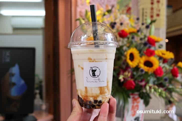 京都・出町桝形商店街にタピオカドリンク店「hina tea」が2019年7月20日オープン