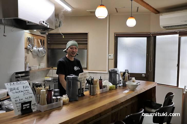 2019年7月30日オープン 油そば専門店ムジコ