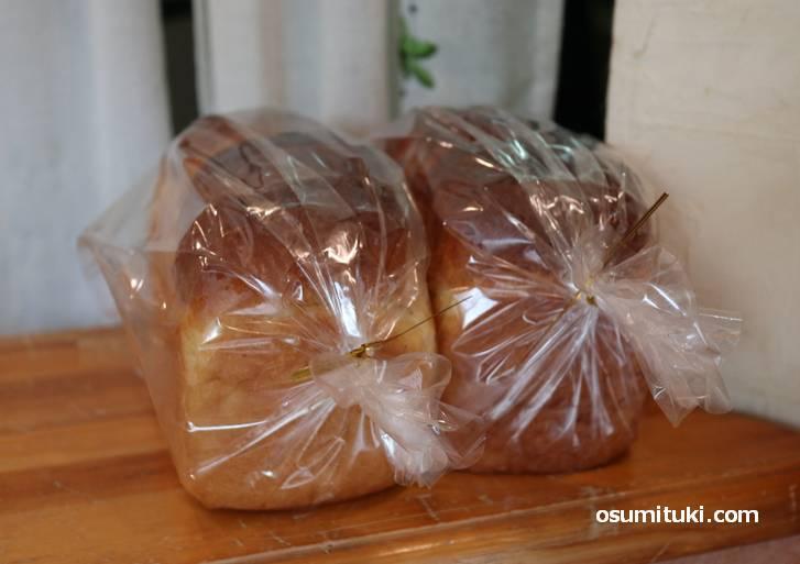 有名な生食パンのお店より美味い食パンが京都にあった