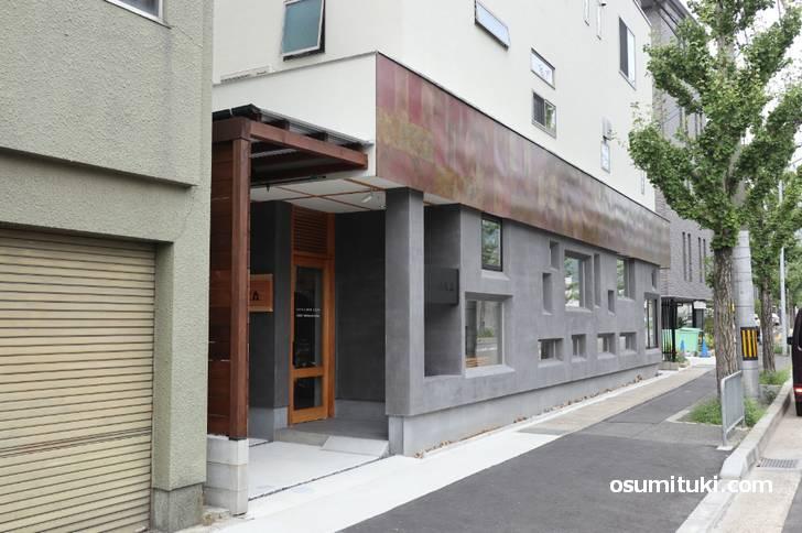 丸太町通沿いの「STEAK OTSUKA」さん新店舗
