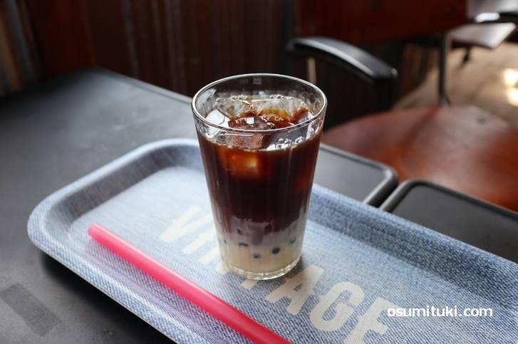 タピオカベトナムコーヒー(500円)