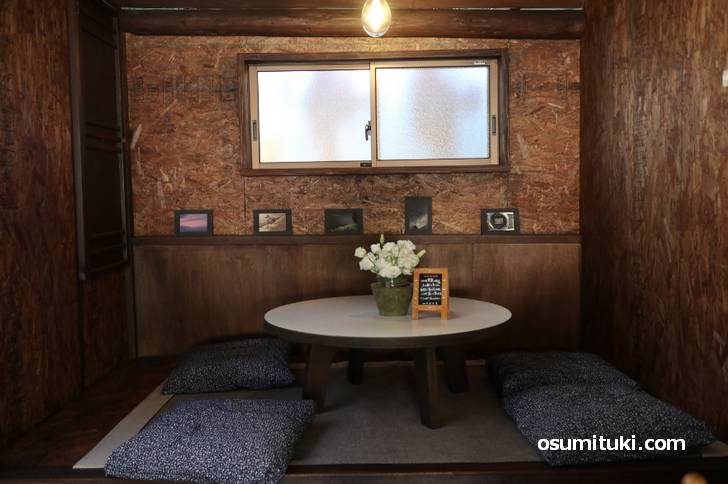 地球にやさしい、昔ながらの雰囲気なカフェ新店です