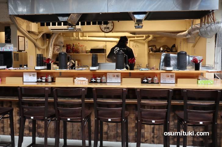 一見するとラーメン屋の「こういうもん家 Ro-ji」さん、実は普通の店ではありません