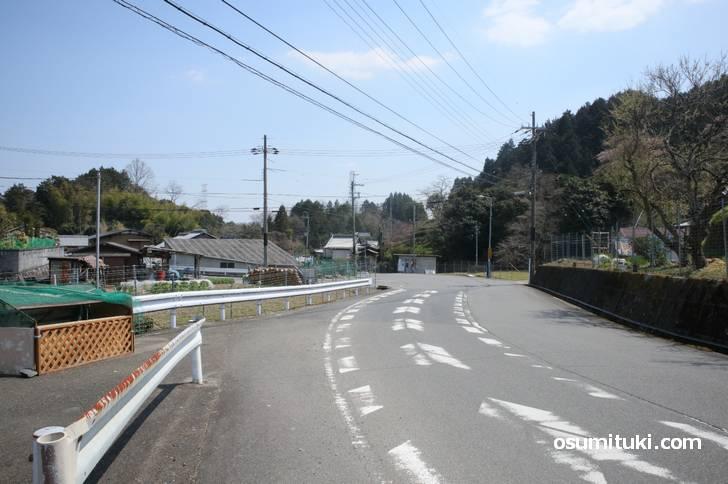 めったに行かない「京都府宇治市二尾東縄手」にスケートボードのお店が!