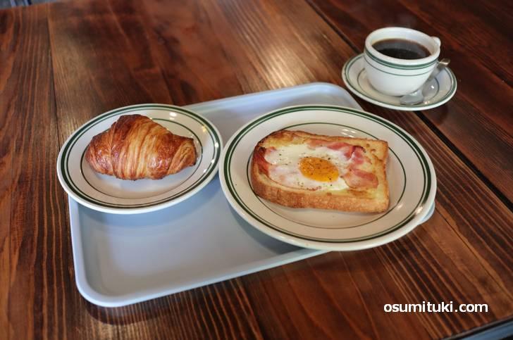 とてもレベルの高いパンです(ぱん屋Jujo)