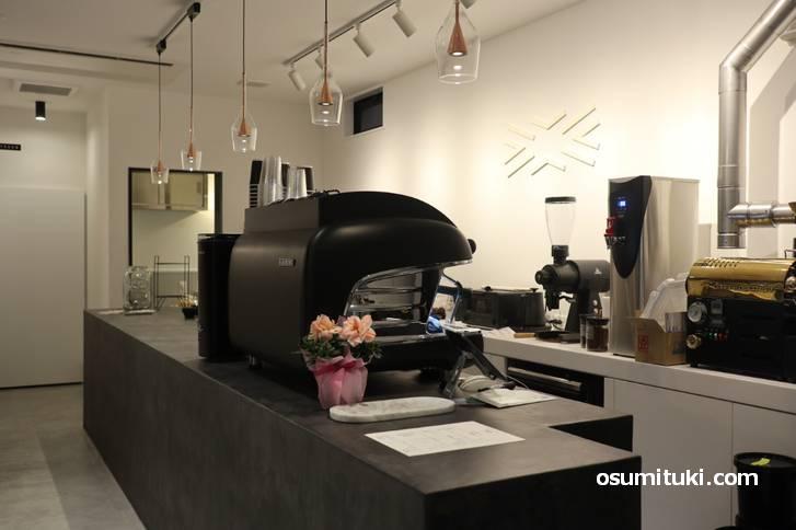 2019年9月20日にプレオープン「ABOUT US COFFEE roasters & supply」