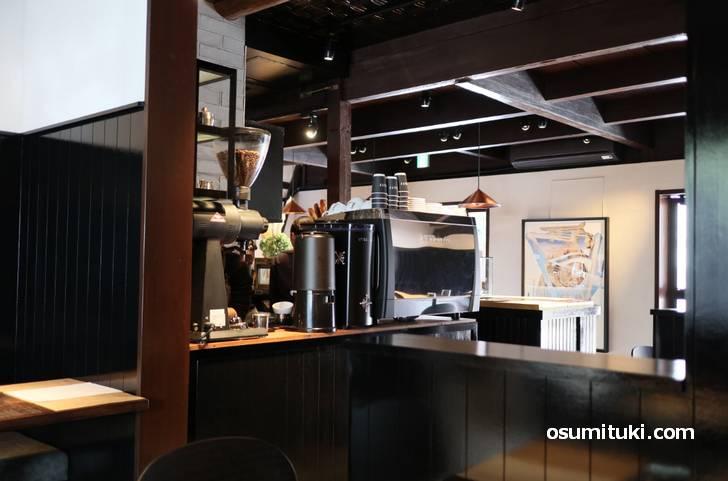 自家焙煎カフェ「バンブーハウス」さんの2号店