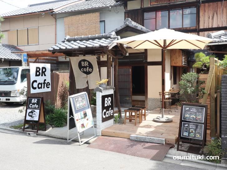 2019年9月30日オープン BR CAFE