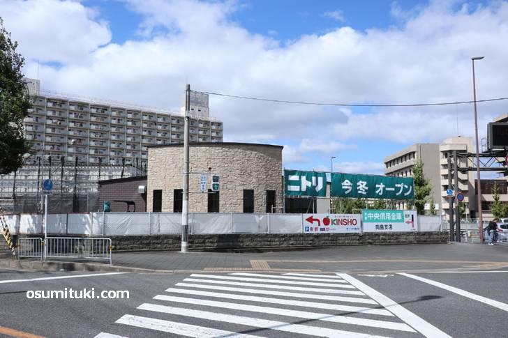 ドトール珈琲農園 ニトリ京都向島店 が新店オープン