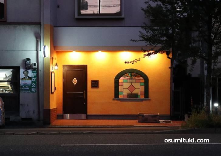 喫茶とJazz MIYABI(店舗外観写真)