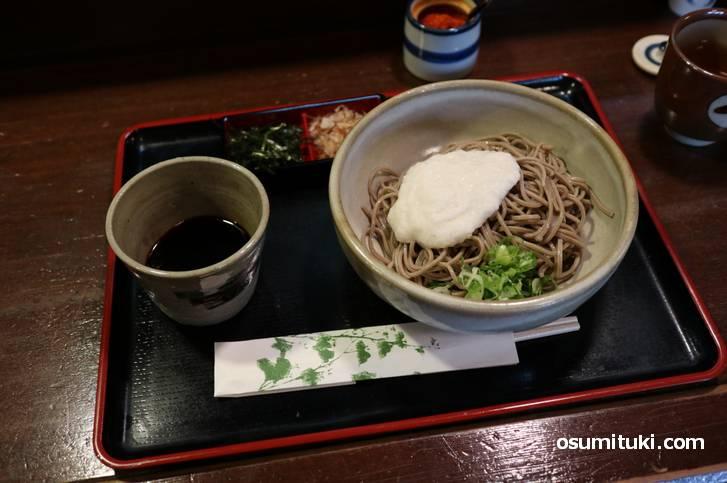 大山蕎麦が美味すぎ(手打大山そば響)