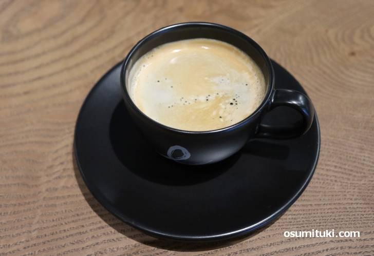 コーヒーは税込み400円です